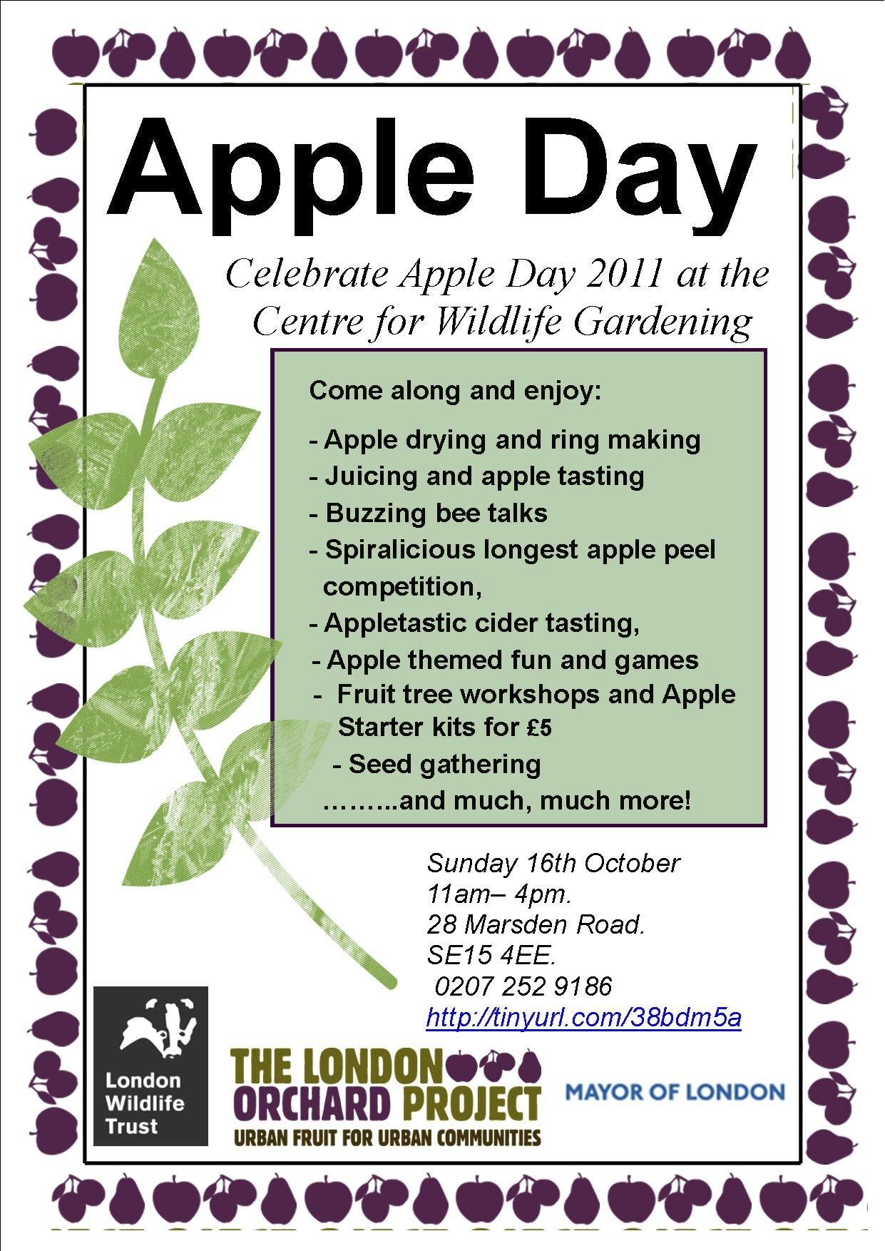 apple day  u2013 west ealing abundance
